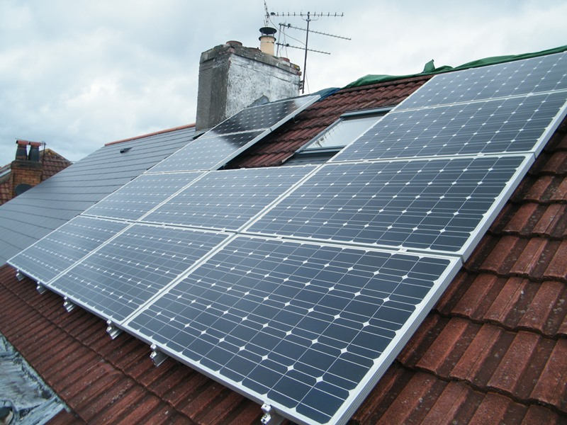 Solar Photovoltaic Pv Installation In Canton Cardiff