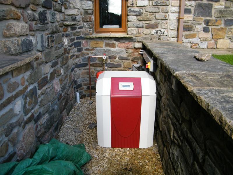 Ground Source Heat Pump And Air Source Heat Pump Installation In Neath Port Talbot Wds Green